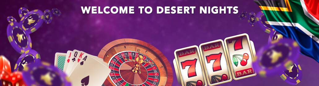 Desert Nights South African Online Casino