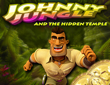 JOHNNY JUNGLE & THE HIDDEN TEMPLE