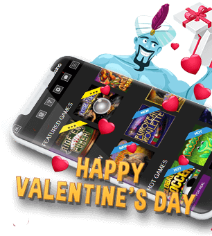 Valentine's Day Casino shows players Love with 50 free spins