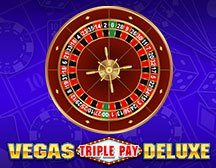 Vegas Triple Pay Deluxe Slot Game at Desert Nights Online Casino_Image 1