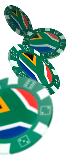 South African Casino Chips